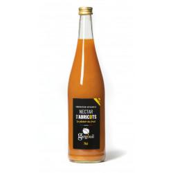 Nectar d'abricots 75 cl
