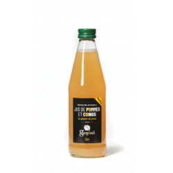 Jus pommes coings 33 cl