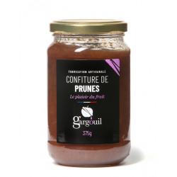 confiture de prunes 375 gr