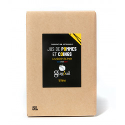 jus pommes coings 5 l