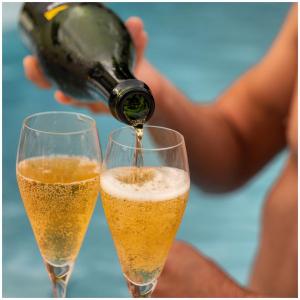 Le week-end est enfin arrivé !  Vous avez quoi de prévu ? 😜🌞 ~ Pour nous ce sera piscine accompagné de fines bulles Gargouil sans alcool 🍸  ~ Découvrez toute notre gamme de jus de fruits sur notre site internet (lien dans notre bio).  @studio_onze_production📸 #detente#apero#weekend#chillvibes#sansalcool#jusdefruits#finesbulles#juspetillants#frenchproduct#sundaymood☀️#jusgargouil