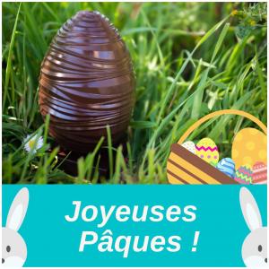 Toute l'équipe Gargouil vous souhaite de joueuses fêtes Pâques 🐣  #easter#eastereggs#bonheursimple#weekendmood #family#délice#happyeaster