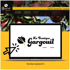BIG NEWS 💫 Après plusieurs mois de travail c'est avec le plus grand plaisir que nous vous annonçons l'ouverture de notre boutique e-commerce. Rendez-vous sur www.boutique-gargouil.fr pour découvrir notre sélection de jus de fruits artisanaux. N'attendez plus, vous allez pouvoir régaler vos papilles en un simple clic ✨ Cliquez sur le lien dans notre bio 📲 #jusdepommes#applejuice#shop#onlineshopping#onlineshop#madeinfrancewithlove#madeinfrance🇫🇷#frenchproduits#athome#delivery#deliveryathome